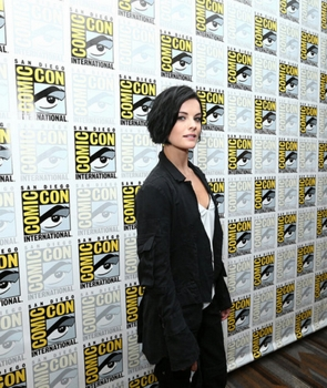 "Jaimie Alexander at the ""Blindspot"" Panel & Red Carpet Saturday, July 11, 2015, from the San Diego Convention Center, San Diego, Calif. -- (Photo by: Mark Davis/NBC)"