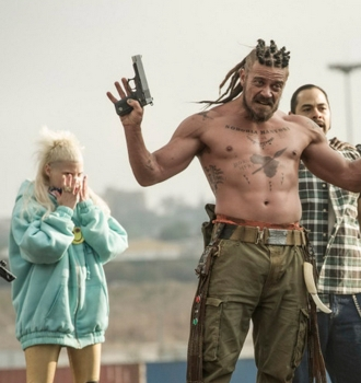 Yolandi Visser in the film Chappie - All Rights Reserved