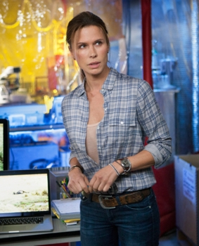 "The Last Ship ""Welcome To Gitmo"" Rhona Mitra - Photo by Karen Ballard"
