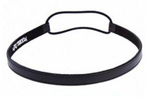 Jennifer Behr Thin Leather Headwrap - JenniferBehr - All Rights Reserved