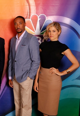 NBC Universal Press Tour, August 2015 -- Pictured: Charity Wakefield, Star -- (Photo by: Ben Cohen/NBCUniversal)