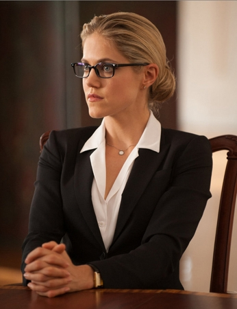 "THE PLAYER -- ""House Rules"" Episode 104 -- Pictured: Charity Wakefield as Cassandra -- (Photo by: Colleen Hayes/NBC) Thursday, October 22 on NBC (10-11 p.m. ET) 2015 NBCUniversal Media, LLC"