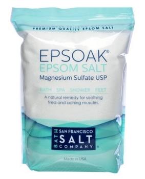 Epsoak Epsom Salt - 100% Pure Magnesium Sulfate - Amazon.com