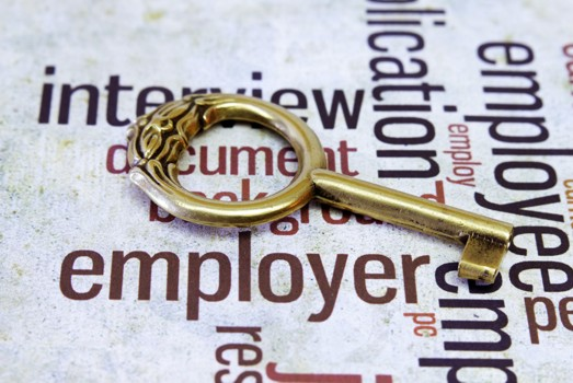 The Key To Successful Job Searches - Old Key Symbol - Graphic Stock.com - All Rights Reserved