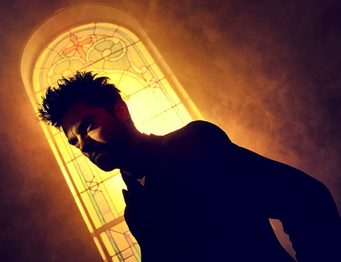 AMC Preacher Hair - Dominic Cooper as Jesse Custer; single - Preacher _ Season 1, Gallery - Photo Credit: Matthias Clamer/AMC