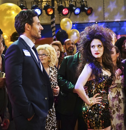 Max Black (Kat Dennings) - 2 BROKE GIRLS, Thursday, May 5 (9:30-10:00 PM, ET/PT) on the CBS Television Network. Photo: Monty Brinton/CBS ©2016 CBS Broadcasting, Inc. All Rights Reserved