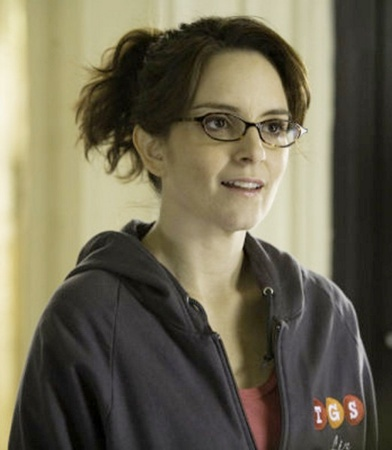 Do You Have Frump-Factor Hair? - Actress Tina Fey - Photo by: Peter Kramer/NBC - All Rights Reserved
