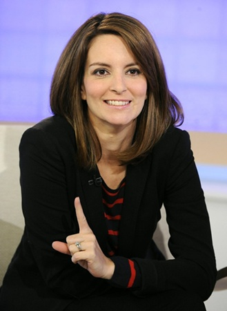 Do You Have Frump-Factor Hair? - Actress Tina Fey - Photo by: Peter Kramer/NBC