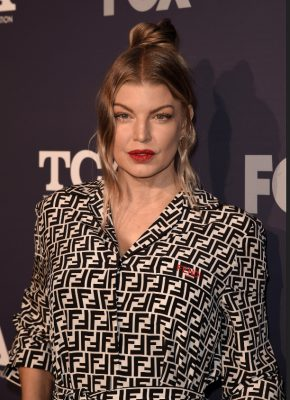 <em>Fergie Hair 2018 - Fox Summer TCA 2018 Red Carpet - The Four Host - </em>All Star<em> Party - August 2, </em>2018<em> in West Hollywood, CA. Photo Credit: Scott Kirkland/FOX/Picture Group</em>