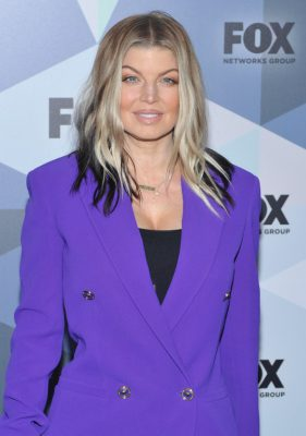 THE FOUR host Fergie attends the FOX ALL-STAR PARTY on Monday, May 14, 2018, at Wolman Rink in Central Park. CR: Frank Micelotta/PictureGroup/FOX.