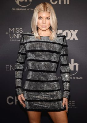 <em><em>Fergie Hair 2018 - Fox - Fox - 66TH Miss Univers® November 26 in Las Vega, Nevada - CR: Frank Micelotta</em>
