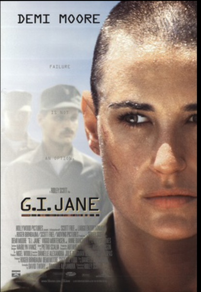 Blog about Get Demi's G.I. Jane Body