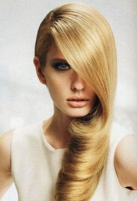 George Hurrell's Hair Halos - Modern Day Hair Halo With Shimmer & Shine - Courtesy Hairboutique.com