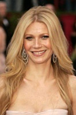 George Hurrell's Hair Halos - Actress Gwyneth Paltrow - 2005 Academy Awards - DC Media