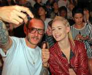 Iggy Azalea & Photographer Terry Richardson