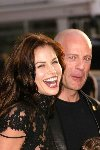 Bruce Willis & Brooke Burns Image 8777
