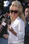 Pamela Anderson: Oct 2, 2005