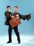 Chris O'Donnell & Adam Goldberg: Sep 26, 2005