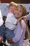 Jane Seymour & Son Image 8901