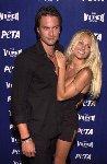 Pamela Anderson & Marcus: Oct 2, 2005