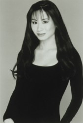 Image of Actress Linda Wang - Couresty Linda Wang & Bill Morris