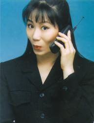 Actress Linda Wang - Photo by Thomas Finn