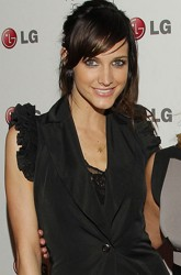 Ashlee Simpson Black Hair 2010
