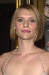 claire danes short hair