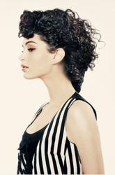 Curly Hair by Barbara Lhotan