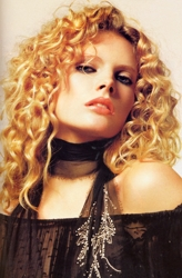 Long Curly Blonde Hair - Hair by Nicky Clarke - All Rights Reserved