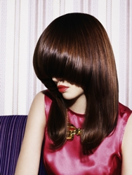 Long Fringe Hair Limbo - When Hair Bangs Grow Out