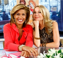 Cancer Survivor & Activist Hoda Kotb & Kathi Lee Gifford