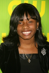 Imani Hakim With Texturized Bangs