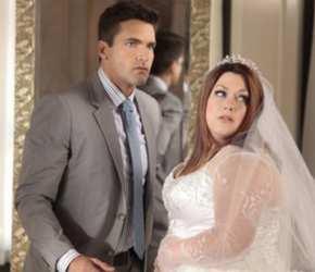 Jane (Brooke Elliott) In Season 4 Wedding Hairstyle