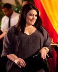 Jane (Brooke Elliott) In Lifetime's Drop Dead Diva