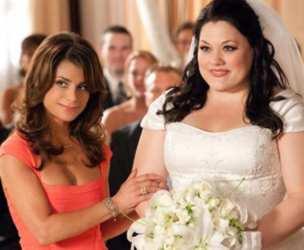 Jane (Brooke Elliott) In Lifetime's Drop Dead Diva Dream Wedding Hairstyle