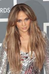 Jennifer Lopez With Long Hair