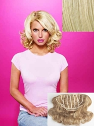 Jessica simpson wig secrets jessica simpson with short clip in hairdo pmusecretfo Gallery
