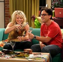Kaley Cuoco Hair Secrets - Kaley Cuoco As Penny - Season Three - The Big Bang Theory On CBS