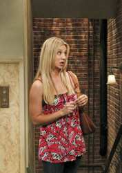 Kaley Cuoco Hair Secrets - Kaley Cuoco As Penny - Season Four - The Big Bang Theory On CBS