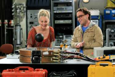 Kaley Cuoco Hair Secrets - Kaley Cuoco As Penny - Season Six - The Big Bang Theory On CBS