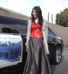 Actress Linda Wang - Wikipedia