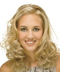 Hair Tip Scrunching Hair Tips - Scrunch hair hair styling tips