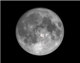 Trim or cut your hair during the Full Moon Phase