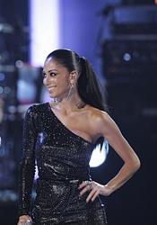Nicole Scherzinger Peoples Choice Award January 2010