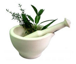 Rosemary For Your Hair PestleMortar-52