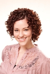 Diffuse Hair Correctly: Straight, Wavy Curly Hair RedCurlyFront-5
