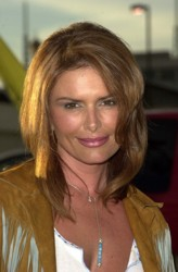Roma Downey hairstyles