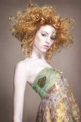 Diffuse Hair Correctly: Straight, Wavy Curly Hair SH_003_1