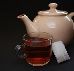 Herbal tea in bags